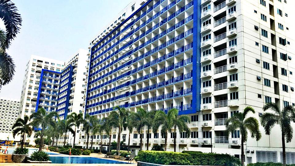 马来西亚住宅楼门窗工程案例-楼上楼门窗