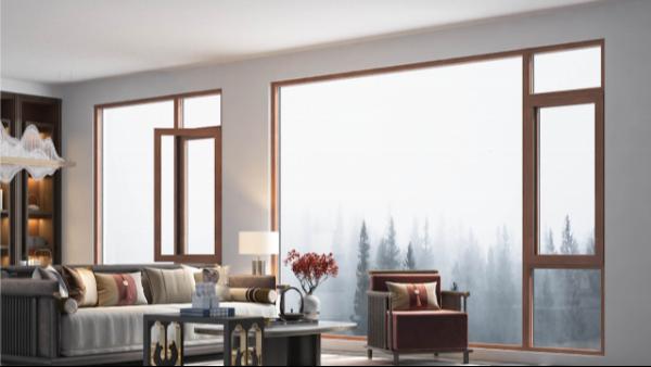 楼上楼门窗大揭秘!带你重新认识真正的铝木系统门窗