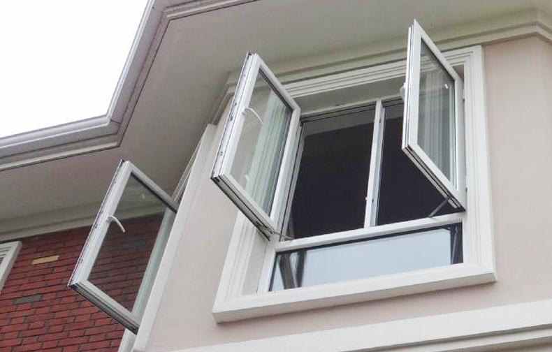 楼上楼门窗-工程门窗平开窗产品