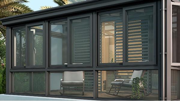 楼上楼门窗 | 如何根据楼盘的整体定位选择合适的铝合金门窗厂家?