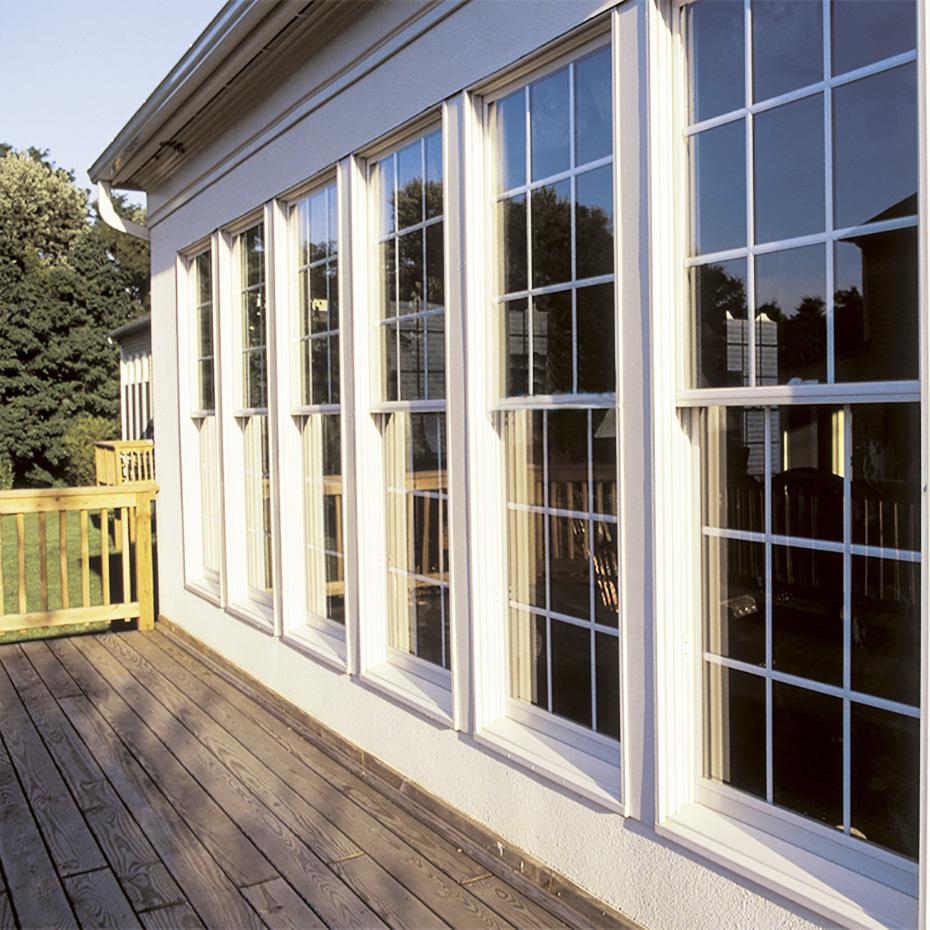 70系列非断桥提拉窗产品