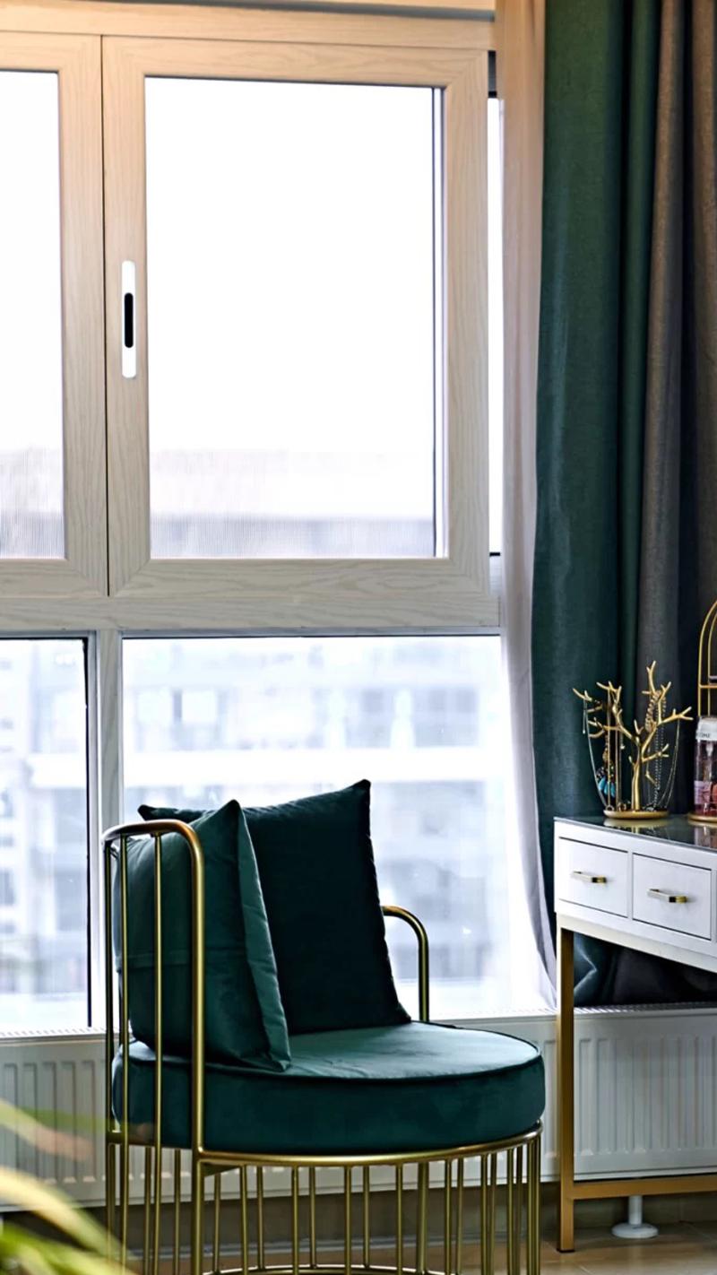 铝木复合门窗对室内的影响,它的性能您领教过就知道有多牛批!