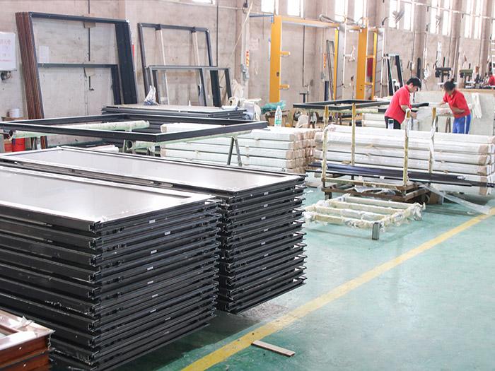 楼上楼-生产厂房环境