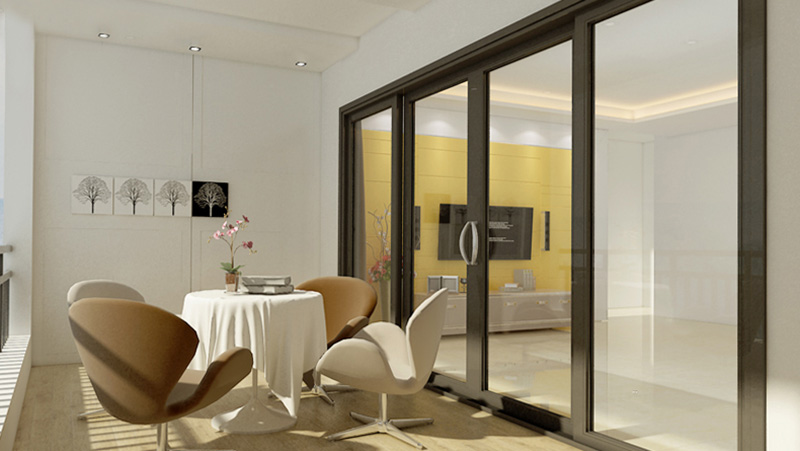 楼上楼小课堂:环保节能铝合金门窗好处有哪些?